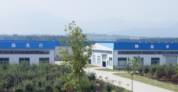 印刷/包装/造纸  山东艾丝妮乐卫生用品有限公司   照片描述:厂区鸟瞰