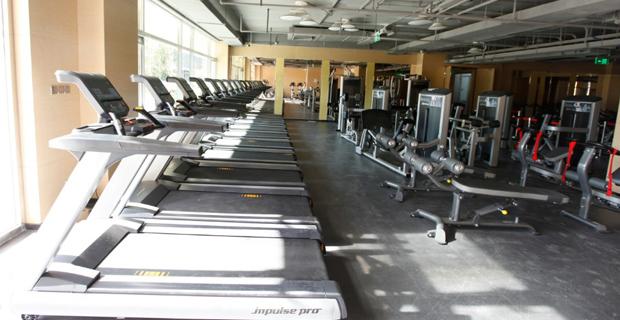 工作环境健身房