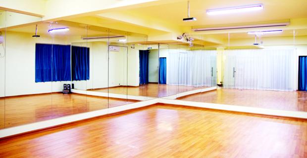 长沙真趣文化传播有限公司工作环境舞蹈教室