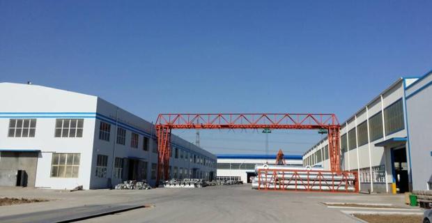 青岛鲁泰电力科技有限公司工作环境厂区外观