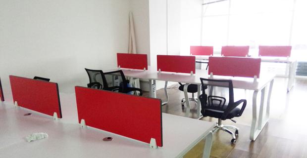 济南国迅信息科技有限公司工作环境办公区B