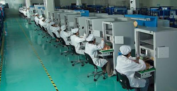 半导体/集成电路  苏州华诗康电子科技有限公司   照片描述:无尘车间