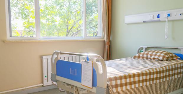 烟台爱尔眼科医院有限公司工作环境医院病房