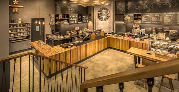 成都星巴克咖啡有限公司工作环境分店