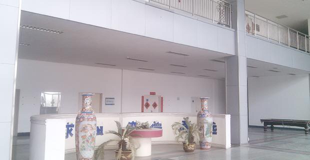 济南灜都物资有限公司工作环境办公楼内景