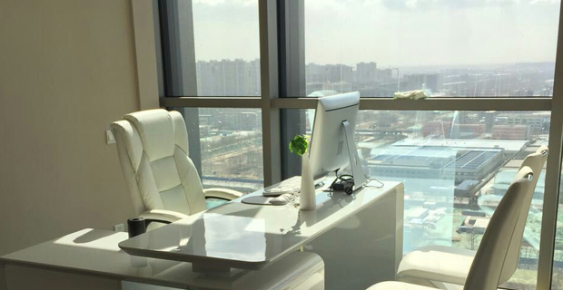 北京时尚大帝服装设计有限公司工作环境boss办公室
