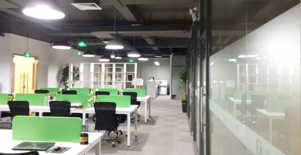 司工作环境办公室场景1