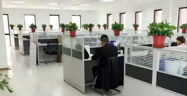 沈阳日光科技有限公司工作环境内景