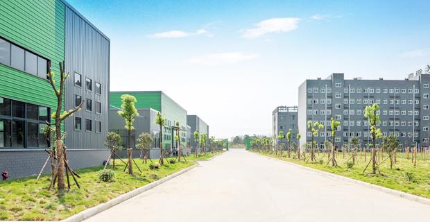 湖北福登智能科技股份有限公司工作环境车间及办公、宿舍楼