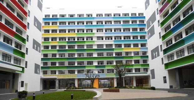 筋斗云酒店生命周期服务平台工作环境外观