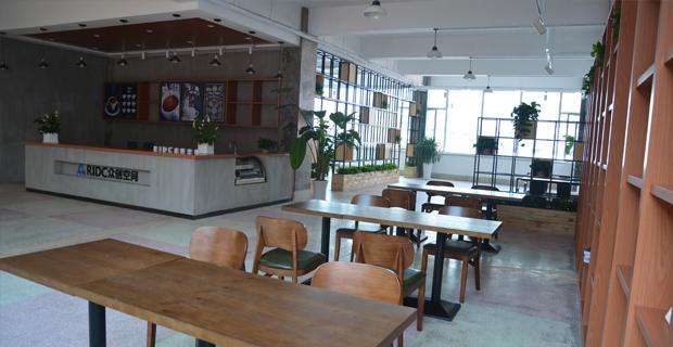 日照工业设计中心有限公司工作环境员工休息区