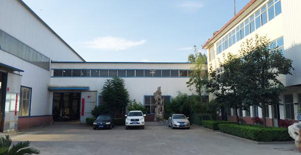 莱芜市科创机电设备有限公司工作环境厂区一角