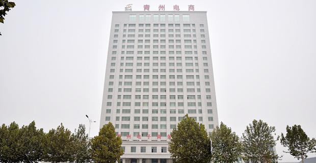 山东天保工贸有限公司工作环境大楼正面