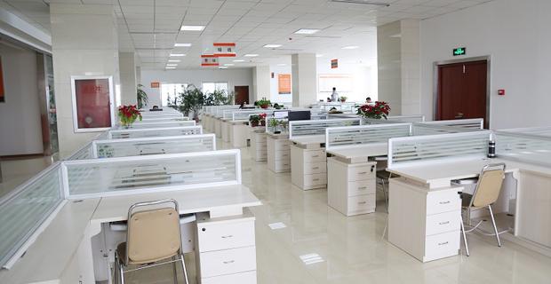 山东天保工贸有限公司工作环境快钢办公室