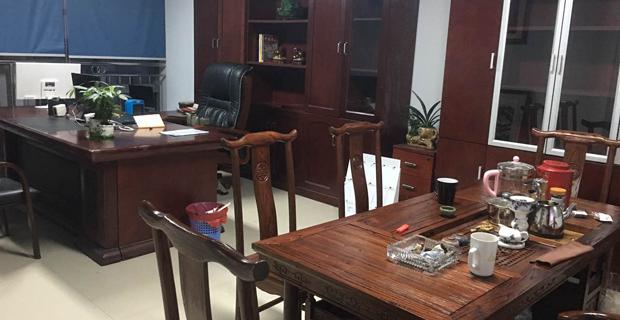 益阳市汇容炬力商务信息咨询有限公司工作环境办公室二