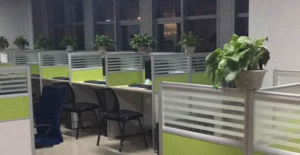 益阳市汇容炬力商务信息咨询有限公司工作环境办公区域
