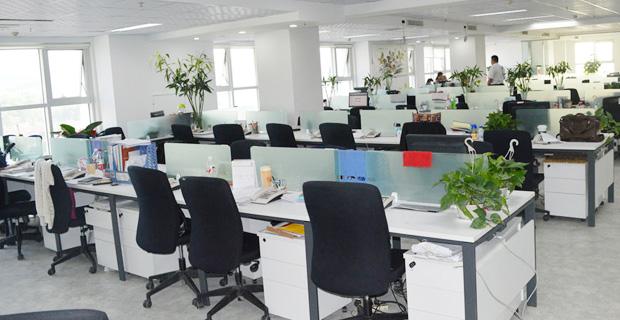 中企动力科技股份有限公司烟台分公司工作环境公司照片3