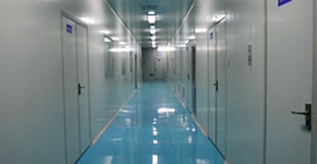 烟台宝备生物技术有限公司工作环境洁净车间