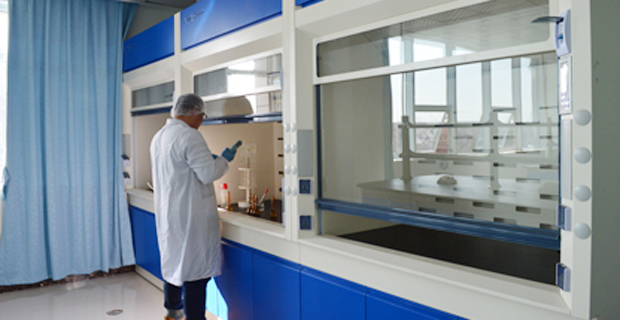 烟台宝备生物技术有限公司工作环境实验室