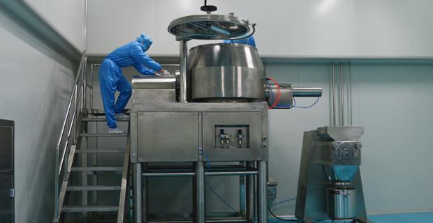 烟台宝备生物技术有限公司工作环境生产车间