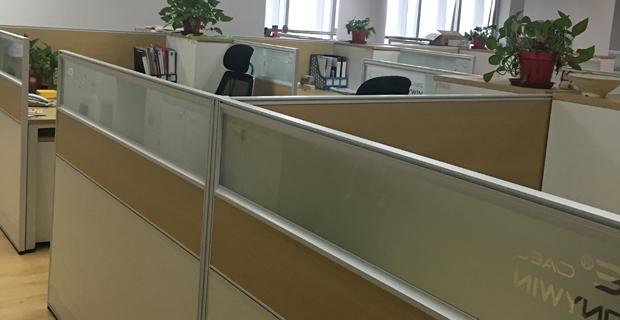山东海文信息技术有限公司工作环境办公环境