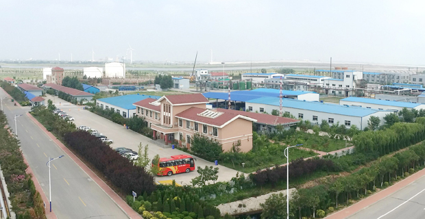山东威泰精细化工有限公司工作环境厂区照片
