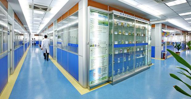 机械/设备/重工  青岛三利集团有限公司   照片描述:公司俯视图