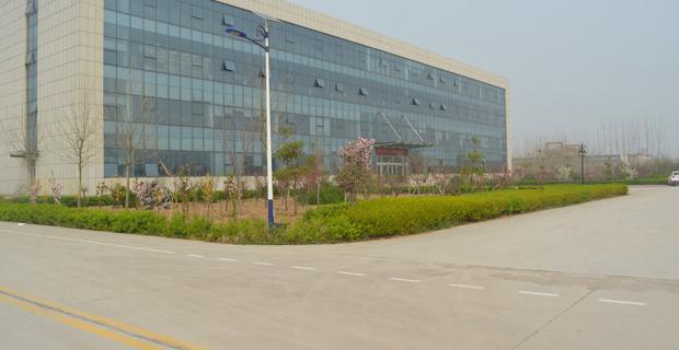 山东省博兴县开元车辆配件有限公司工作环境办公楼远景