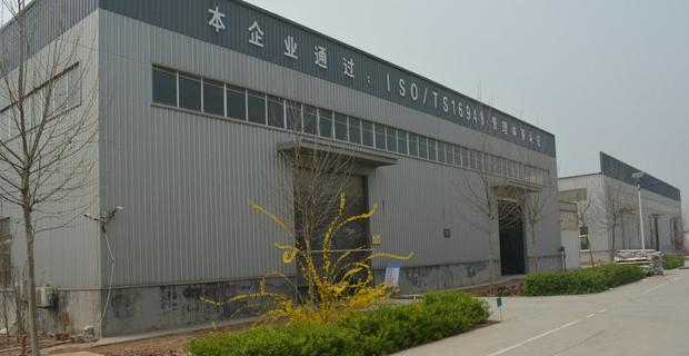山东省博兴县开元车辆配件有限公司工作环境公司车间