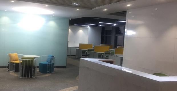 烟台市绿美装饰工程有限公司工作环境接待区