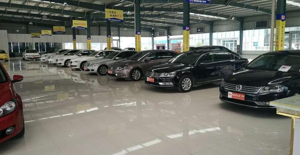 济宁易车安二手车销售服务有限公司工作环境展厅内部