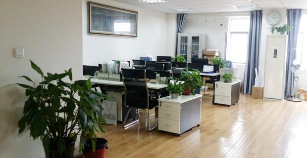 山东金磐电子科技有限公司工作环境员工办公环境1