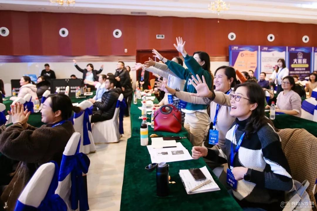 第三届山东半岛(诸城)人力资源服务发展合作交流大会火爆举行中