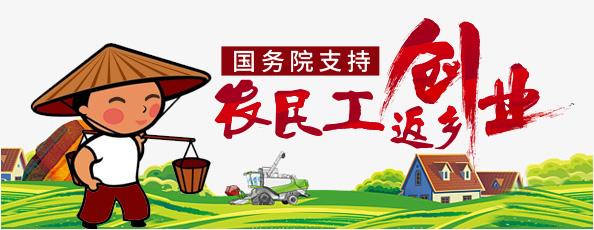 国务院:支持农民工返乡就地创业就业