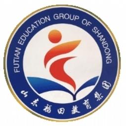 新泰市福田實驗學校logo