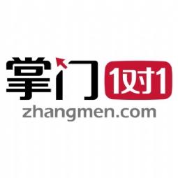 上海掌小門教育科技有限公司Logo
