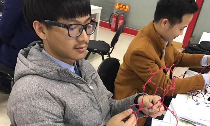 北京悦琦创通科技有限公司工作环境模型设计