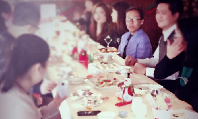 北京悦琦创通科技有限公司工作环境下午茶