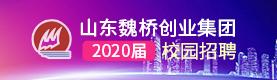 山东魏桥创业集团2020校园招聘